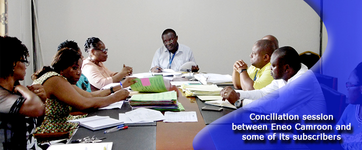 CONCILIATION SESSION ARSEL COMES TO THE ASSISTANCE OF CONSUMERS
